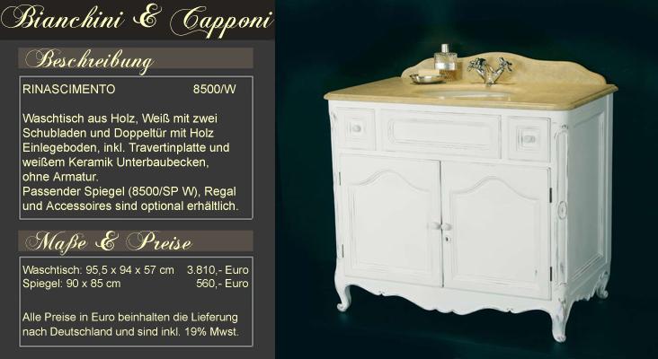 Badmöbel Klassisch italienische badmöbel mediterrane badezimmer klassisch bis